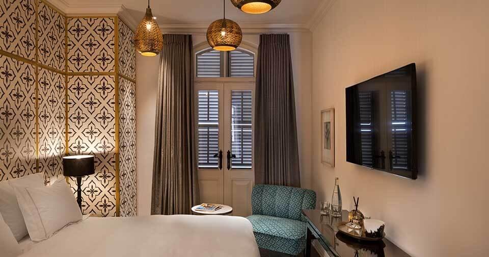 דריסקו חדר במלון