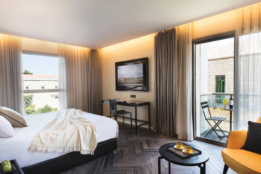 מלון לאונרדו ירושלים