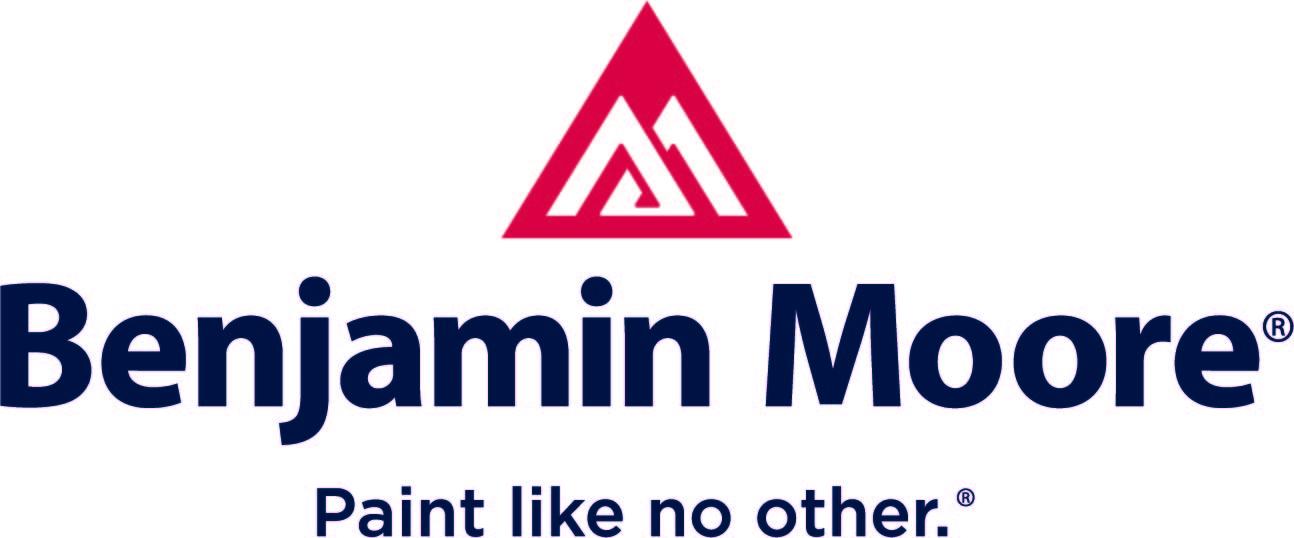 לוגו בנג'מין מור צבעות