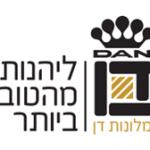 לוגו מלונות דן